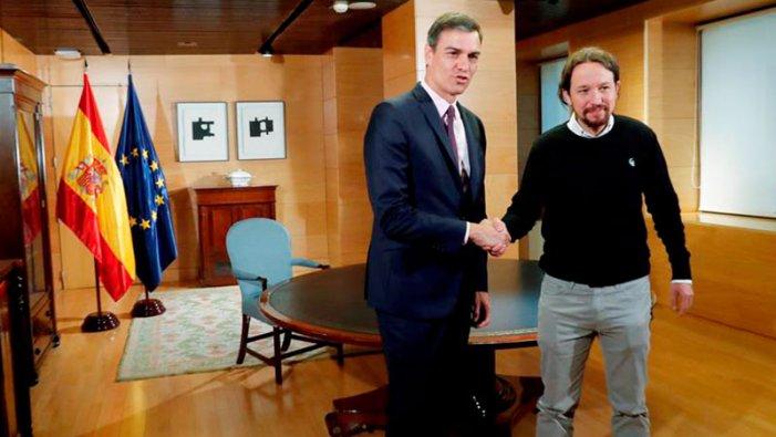"""PSOE i Podemos: del """"Govern de coalició"""" al """"Govern de cooperació"""""""