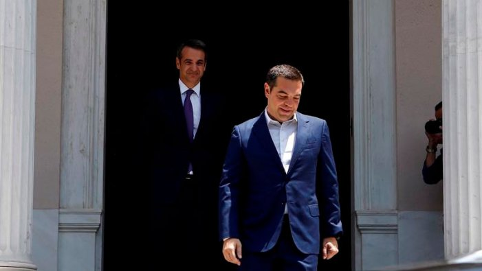 La dreta torna al poder a Grècia després de la derrota de Syriza