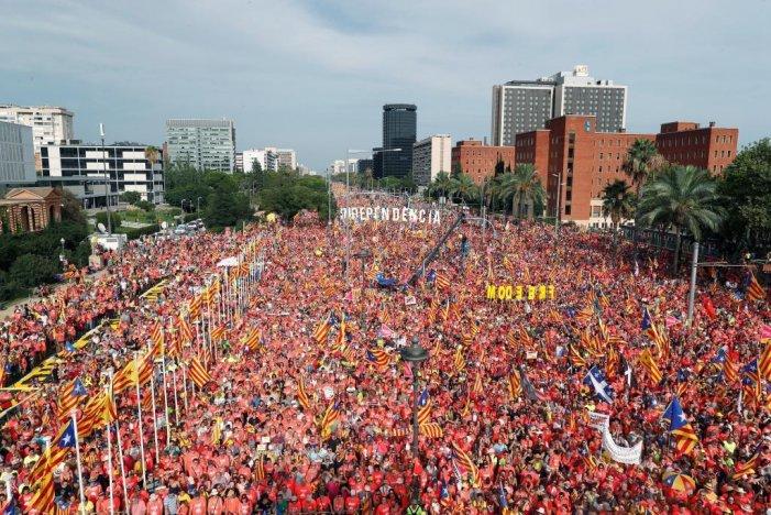 Diada 2019: La sentència, la repressió i l'hegemonia