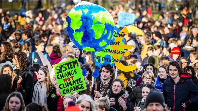 Prendre partit davant la crisi climàtica