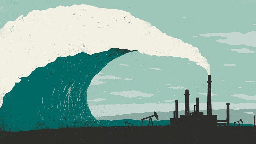El capitalisme destrueix el planeta, destruïm el capitalisme
