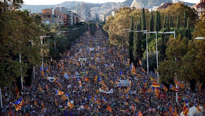Quinze dies que van commoure Catalunya