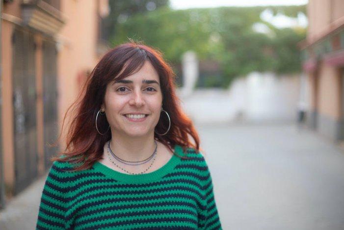 """""""El feminisme ha de lluitar contra l'opressió dels pobles i solidaritzar-se amb Catalunya"""""""