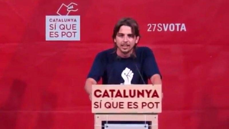 Anticapitalistes trenca amb els Comuns, impulsem amb la CUP un reagrupament de l'esquerra rupturista per fora del règim