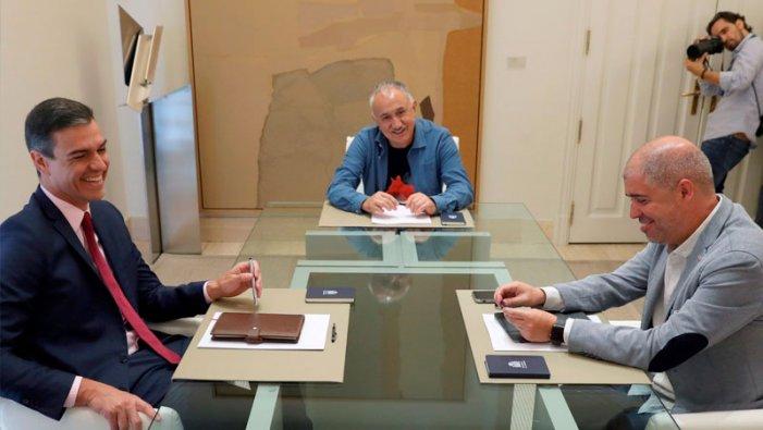 """Allò essencial de les reformes laborals de Zapatero i Rajoy romandrà intacte amb el """"Govern progressista"""""""
