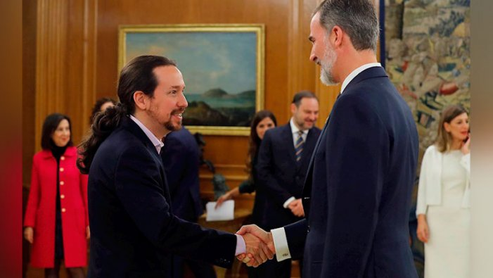 Amb el suport de Podemos, el Congreso veta iniciativa de la CUP perquè el Rei comparegui pels contractes amb l'Aràbia Saudita