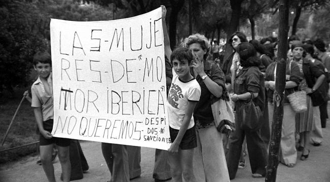 Quan les dones van ocupar una església per a guanyar una vaga