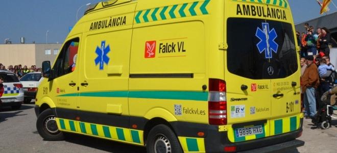 Davant l'ERTO que Ambulàncies FALCK vol fer en plena pandèmia: Intervenció o nacionalització