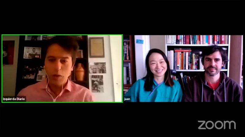 EN VIU des de Nova York | Entrevista amb Tre Kwon, infermera de l'UCI de l'Hospital Muntanya Sinaí