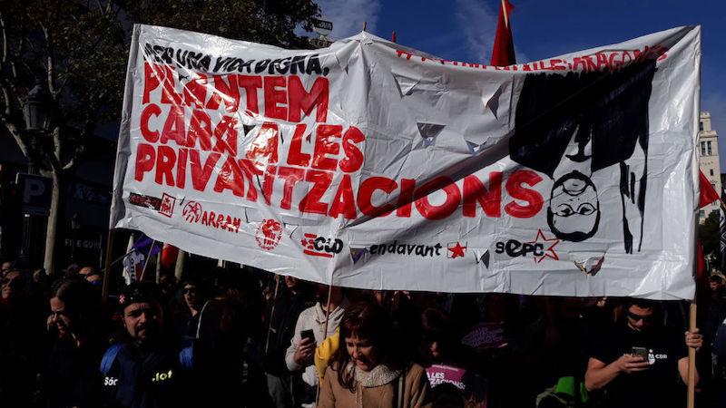 """Segons Pere Aragonès, """"el 5% s'ha recuperat"""""""