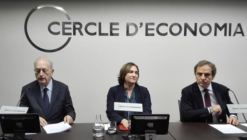 Així #EnsEnSortirem?: Colau gasta 3 milions d'euros en publicitat