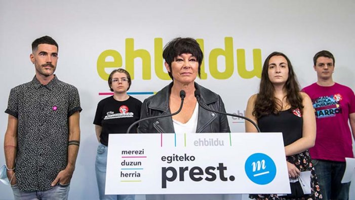 "El Sindicat d'Estudiants aposta per un govern ""progressista"" a la basca"
