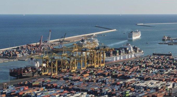 CGT convoca vaga d'amarradors al port de Barcelona