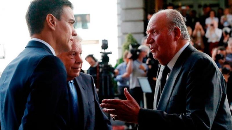 El Govern central pretén que Juan Carlos I sigui rei honorífic de manera vitalícia
