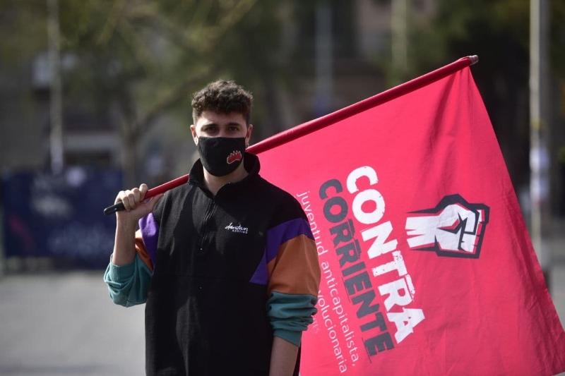 Pablo Castilla de Contracorrent sobre les protestes per la llibertat de Pablo Hasél
