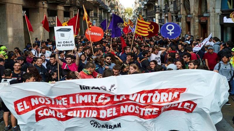 ContraCorrent es solidaritza amb Arran davant la campanya de criminalització impulsada per Interior