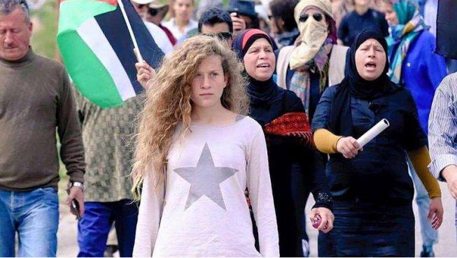Ahed Tamimi: el rostre de la resistència palestina