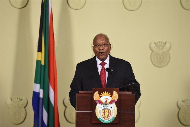 Jacob Zuma cedeix a la pressió del seu partit i renúncia a la presidència de Sud-àfrica