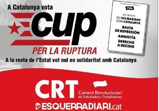 A Catalunya #VotaCUP